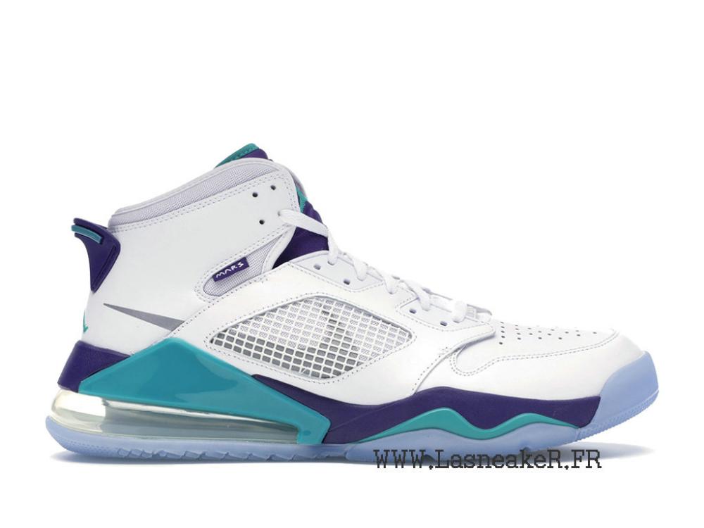 chaussures air jordan blanc
