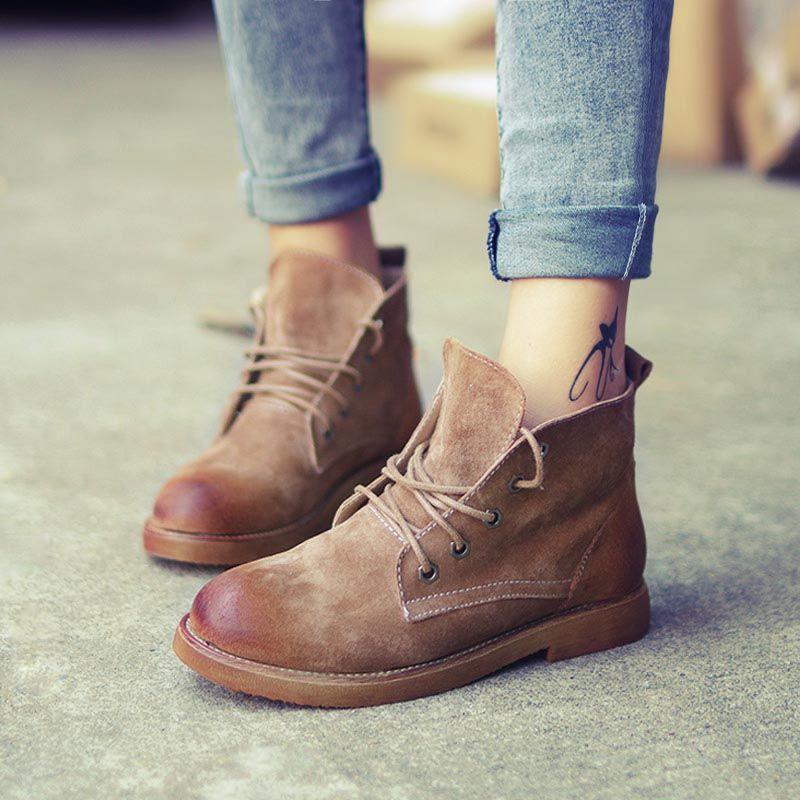 Обувь в стиле кэжуал фото