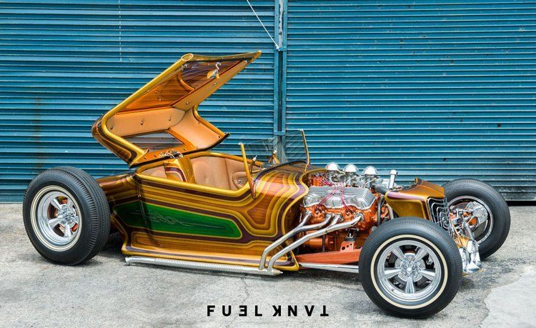 Galaxian 1927 Ford Model T Roadster By Paradise Road Japan Hot