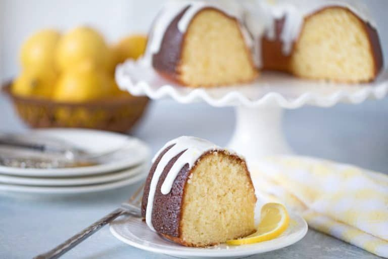 Lemon bliss bundt cake recipe with images just cakes