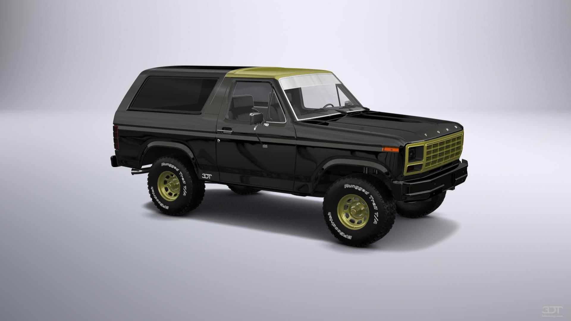 Checkout My Tuning Ford Bronco 1980 At 3dtuning 3dtuning