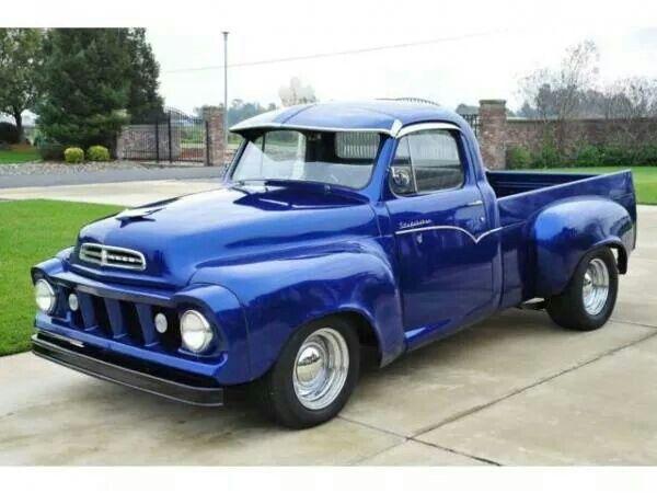 1959 Studebaker Pickup Truck