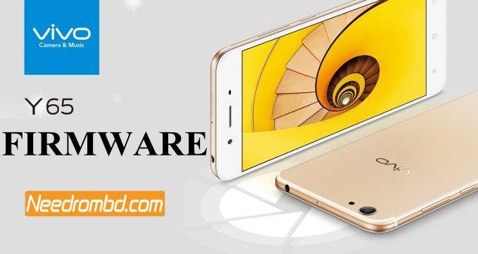 Vivo Y65 PD1621BF Factory Firmware Iphone, Smartphone, App
