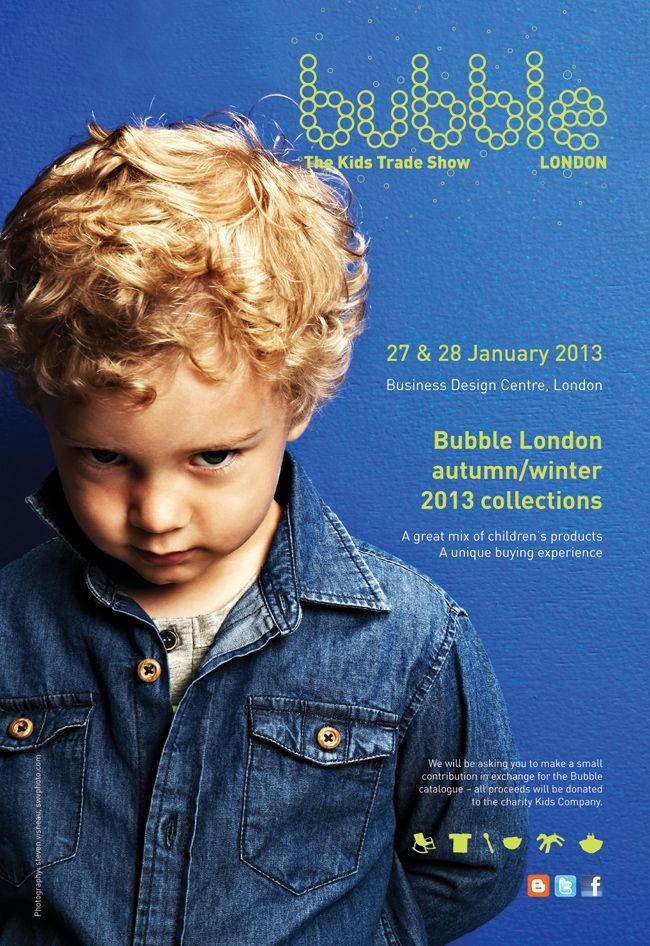 Bubble London, January 2013