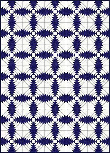 Pineapple Quilt Pattern Designs | Pineapple quilt pattern, Pattern ... : block quilts designs - Adamdwight.com