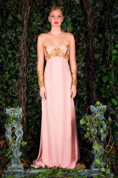100 vestidos de festa das coleções 2015 perfeitos para madrinhas e convidadas de casamento Image: 9