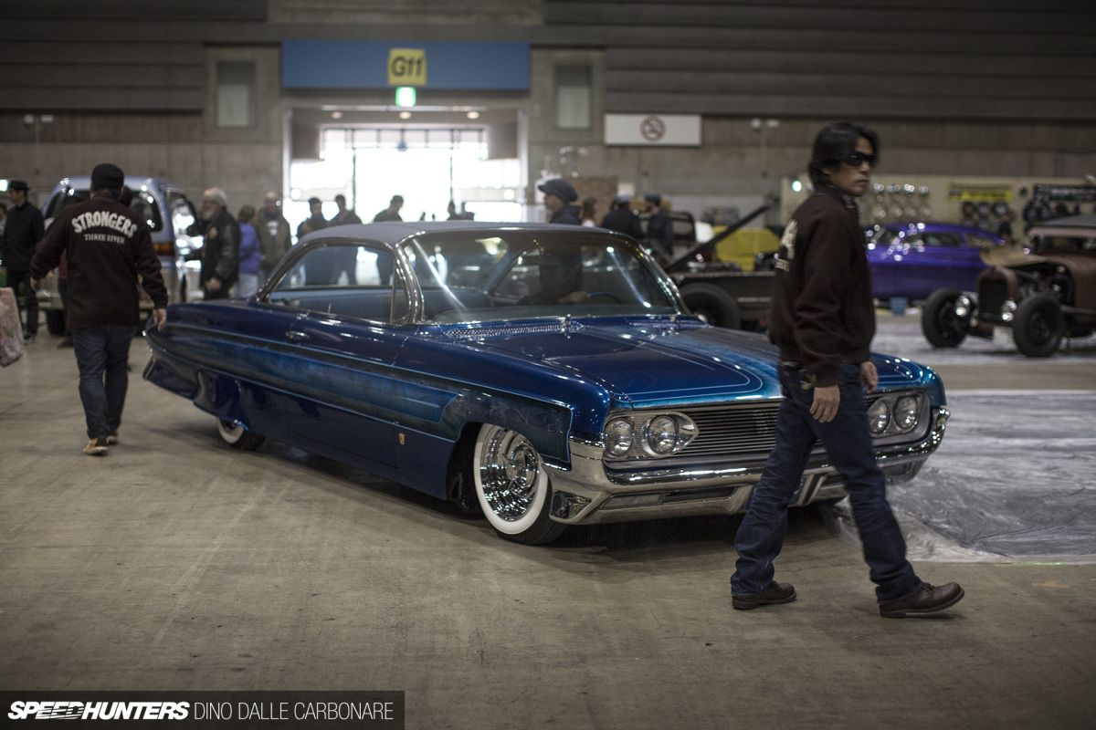 Japanese Flavor At The Hot Rod Custom Show | Old Rides 4 | Pinterest ...