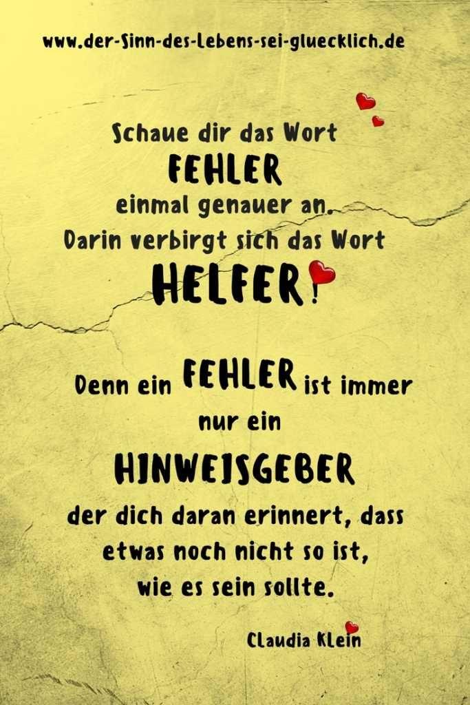 Sprüche: schöne #Sprüche #Zitate #Glück #SinndesLebens # ...