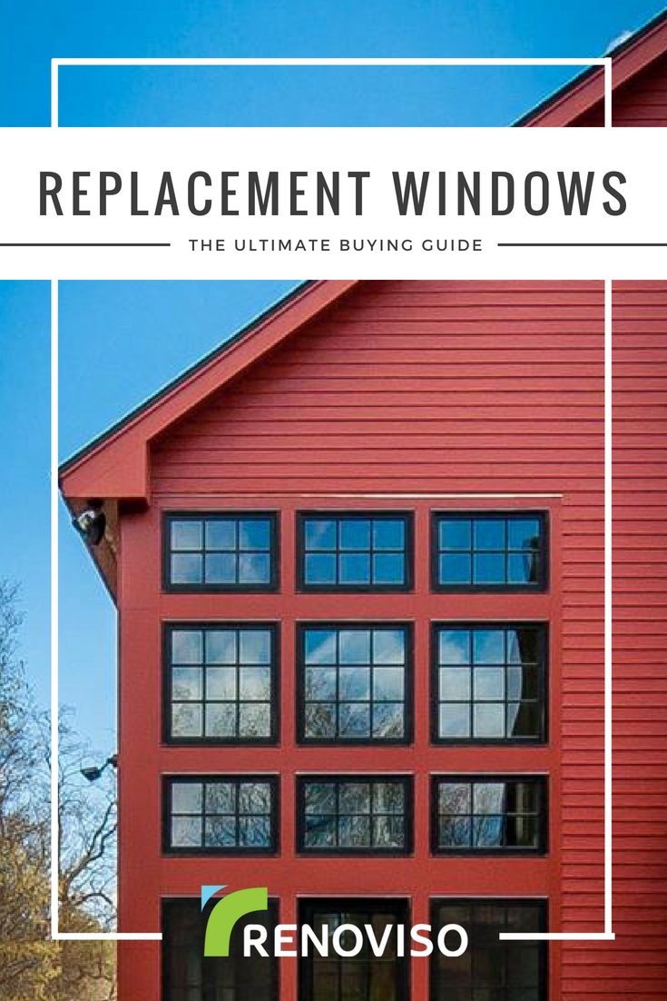 Replacement Windows The Ultimate Buying Guide Replacement Window Styles Window Styles New Home Windows