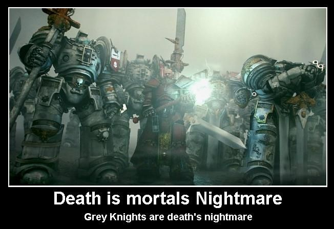 Image Result For Warhammer 40k Grey Knights Meme 2f2f Pinterest