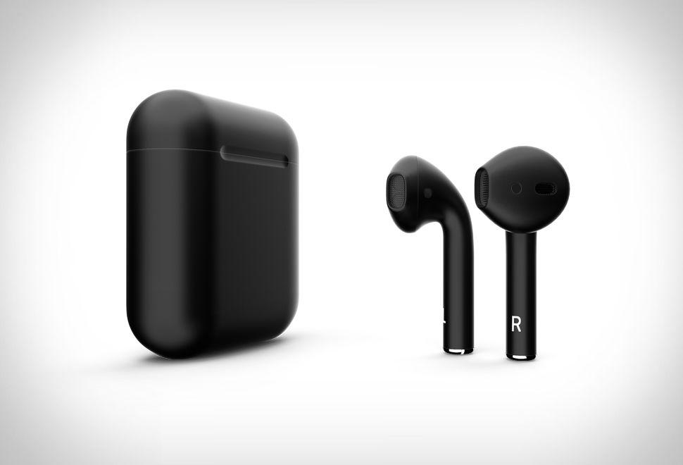 Black Airpods Apple Headphone Iphones For Sale Black Apple