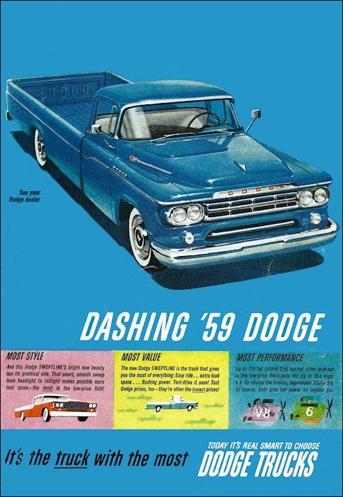 dodge 1959 car art pinterest cars rh pinterest com 1958 Dodge 1963 Dodge