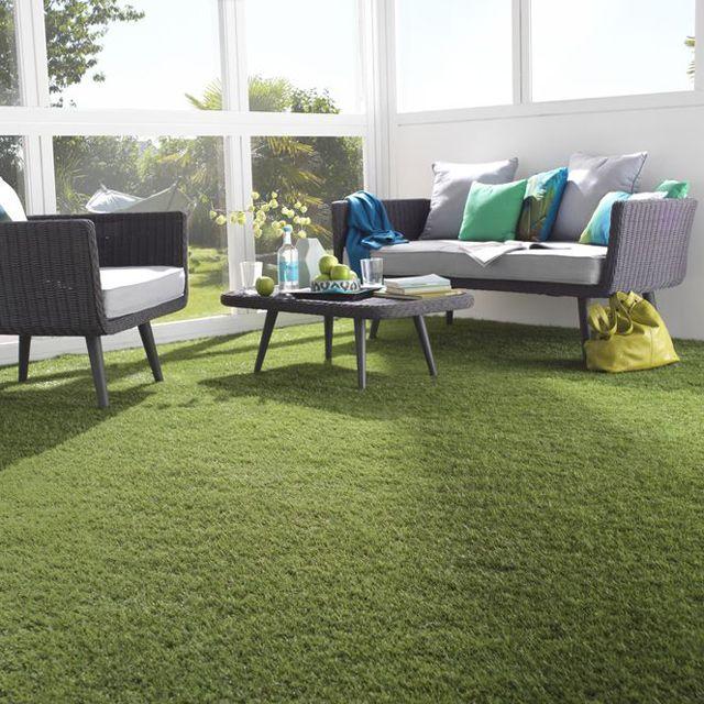 moquette gazon highland vendue la d coupe bureaux. Black Bedroom Furniture Sets. Home Design Ideas