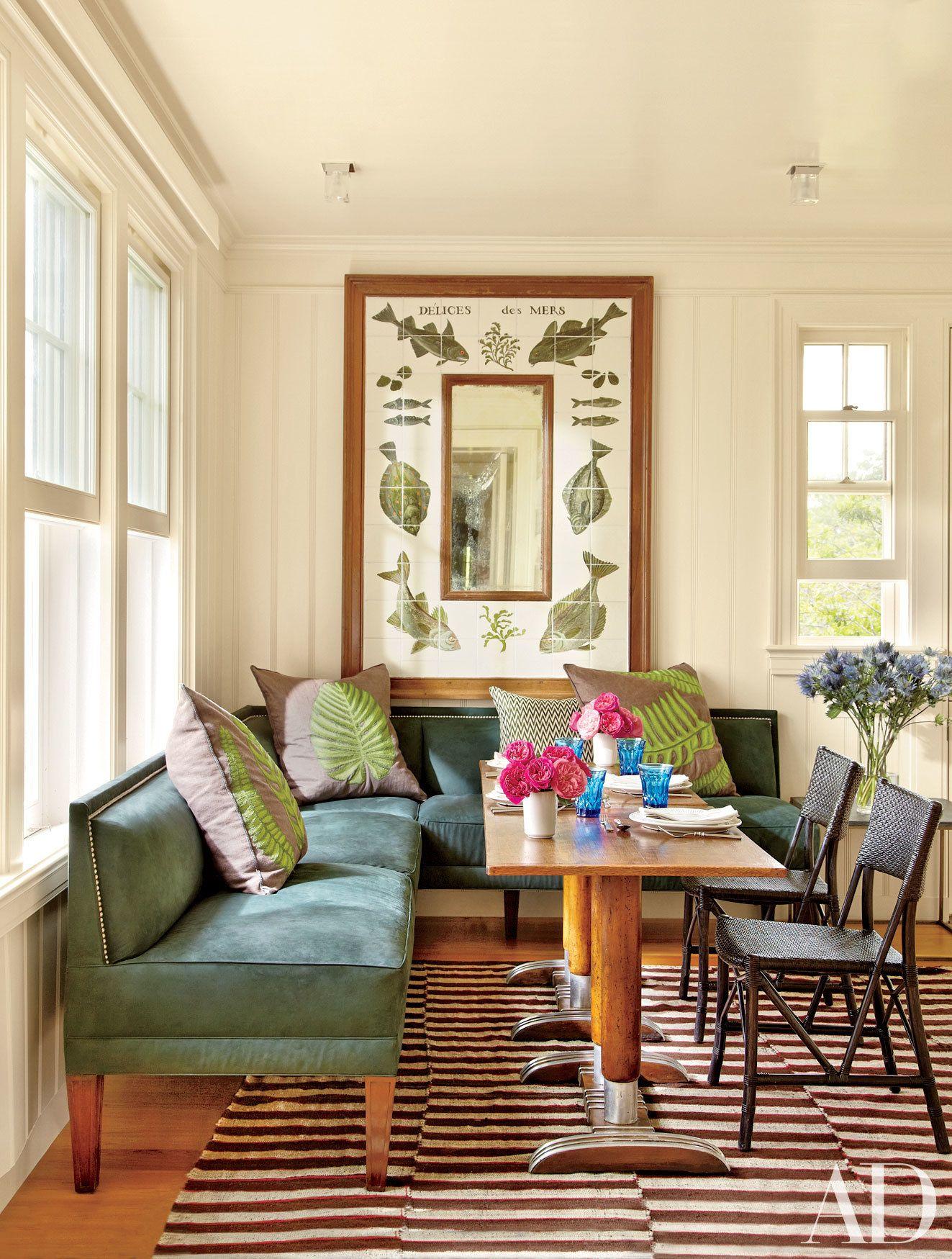 19 Family-Friendly Kitchen Design Ideas   Wohnküche und Balkon