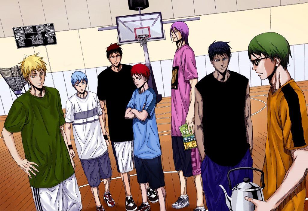 kuroko_no_basket_165 Kuroko, Kuroko's basketball, Kuroko
