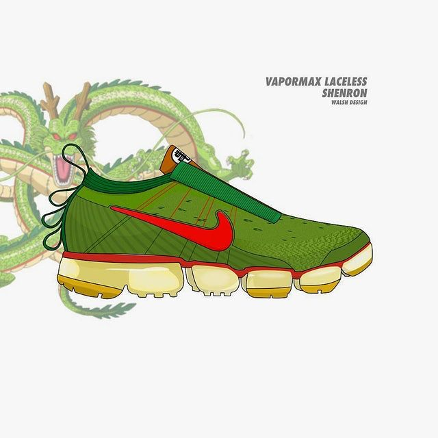 With the Dragonball Z x Adidas collab coming this year This is what a  Dragonball Z x Nike collab could have looked like  <ul class=