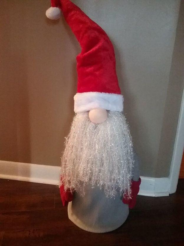 Christmas Gnomes Pinterest.Diy Christmas Gnomes Gnomes Pinterest Christmas Gnome