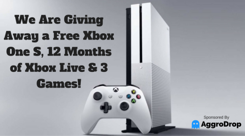 Win the Ultimate Xbox Giveaway 12 months Xbox Live {US