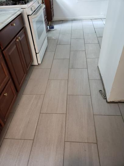 Home Decorators Collection Nova Falls Gray 12 In X 24 In Porcelain Floor And Wall Tile 15 6 Sq Ft Case Floor And Wall Tile Wall Tiles Grey Floor Tiles