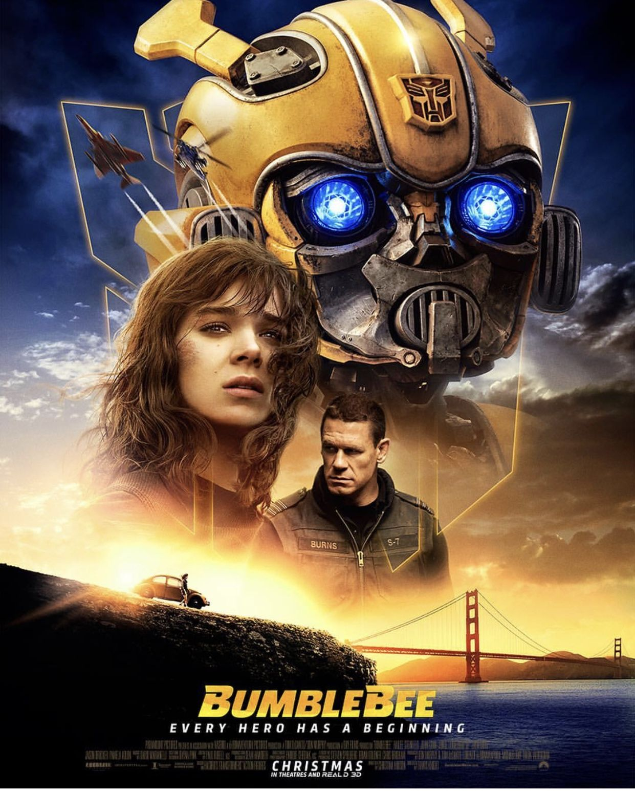 New Transformers Bumblebee Poster Revealed Jointhebuzz Baixar