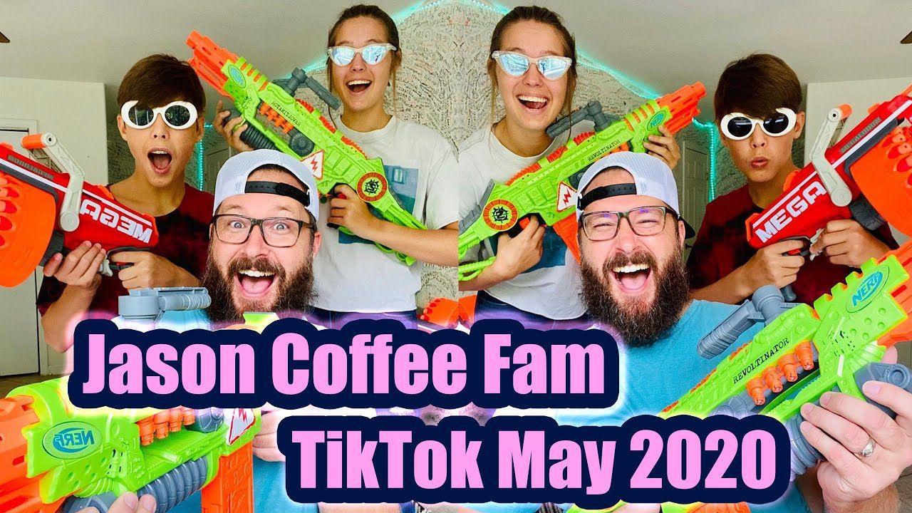 Jason Coffee Family Funny Tik Tok Of May 2020 Family Funny You Funny Funny