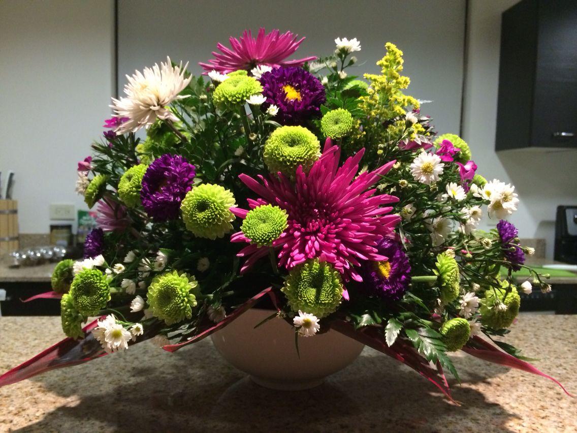 Beautiful arrangement, flowers, Decor