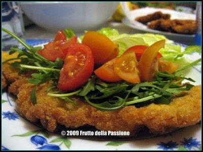 Wiener Schnitzel Wiki cotoletta alla milanese per wiki cotoletta alla milanese