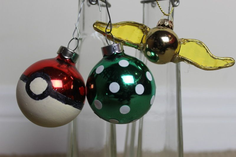 DIY: Nerdy Christmas Ornaments - DIY: Nerdy Christmas Ornaments DIY Pinterest Christmas