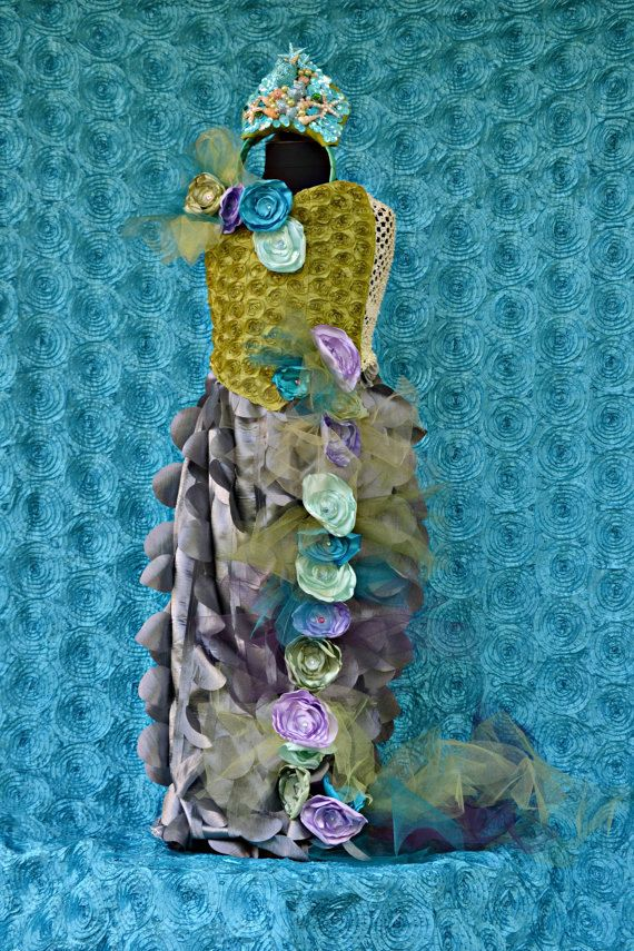 Back Drop Fabric for Photography Prop, Infant Photography fabric, Baby photos,Mermaid  Fabric. $40.00, via Etsy.