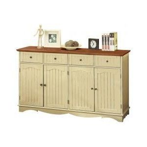 French country inspired sideboard