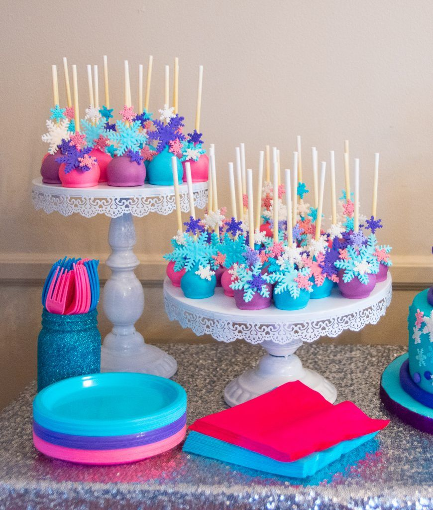 Disney Frozen 2nd Birthday Party-How To Throw An Amazing Theme Party