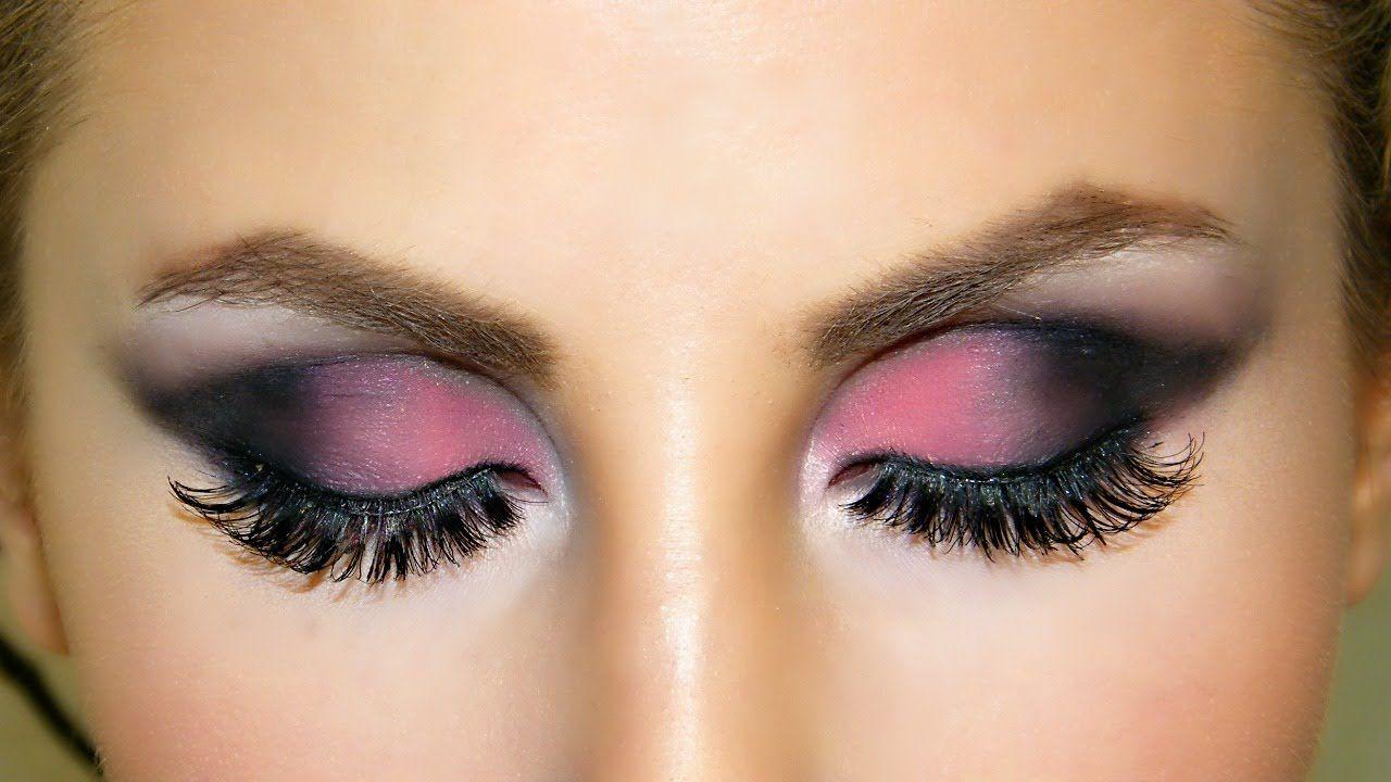 maquillaje de ojos ahumados maquillaje de noche super facil dianna