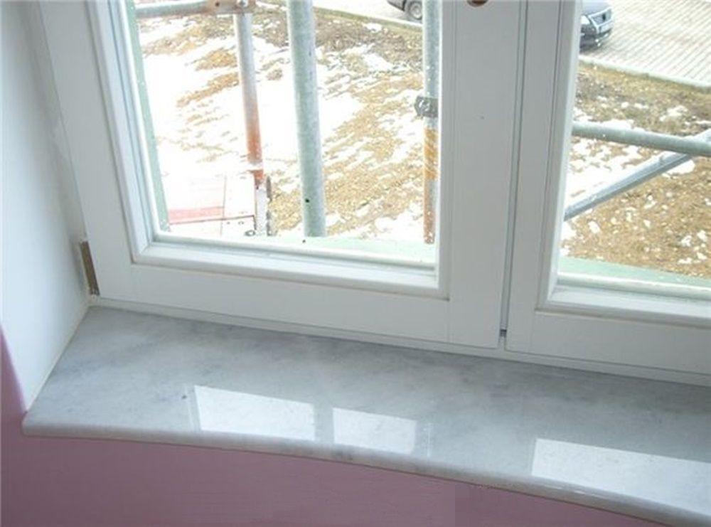 Marmor Fensterbänke sind sehr dekorativ und pflegeleicht. http ...