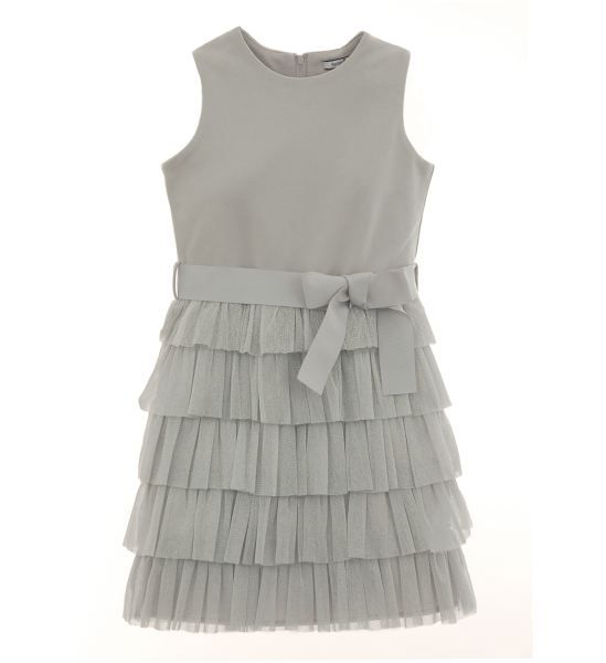 Infant Tulle Ruffle Dress Ensemble | Dresses | Hartstrings