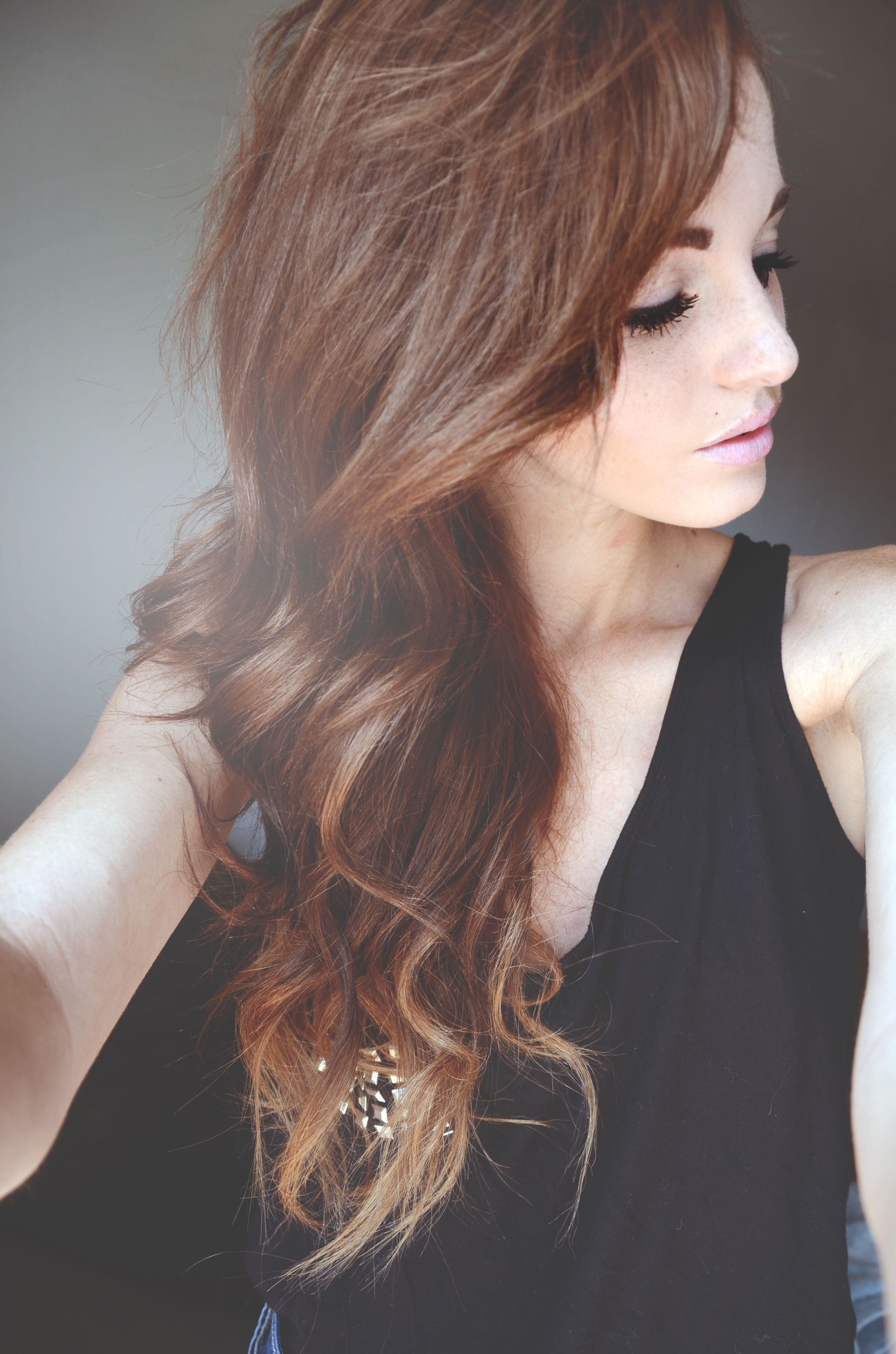 Very Subtle Ombre Hair Hair Styles And Color Pinterest Subtle
