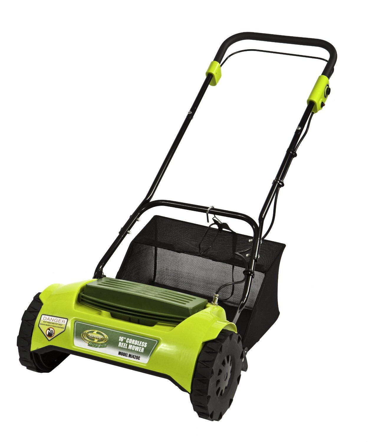 Sun Joe MJ420C Mow Joe 16-Inch 24 Volt Cordless Electric