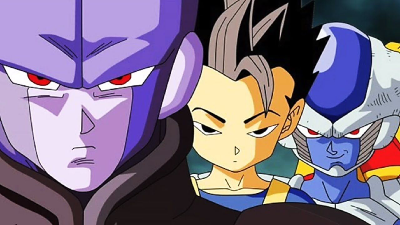 Image result for Universe 6 dbs pinterest