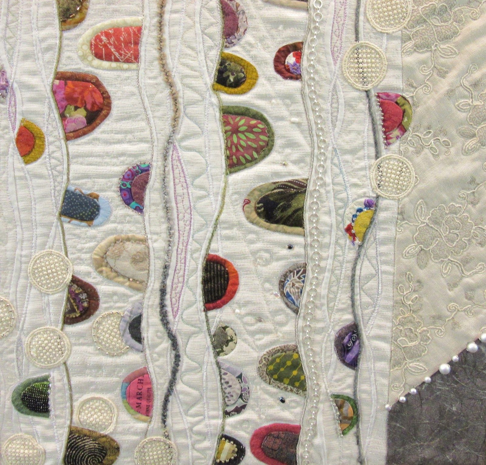 From now on, enjoy' by Kayoko Kubo. 2016 Tokyo International Great ... : great quilts - Adamdwight.com