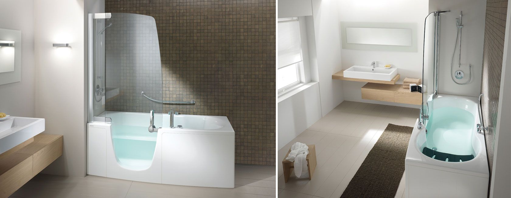 Teuco combi units generously cater to the needs of children, adults ...