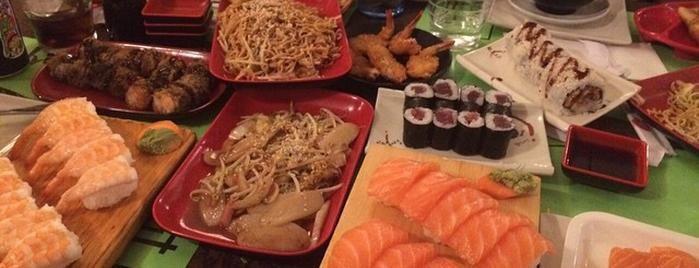 Fantastic Restaurante Japones De Buffet Libre Situado En Leixample Interior Design Ideas Inamawefileorg