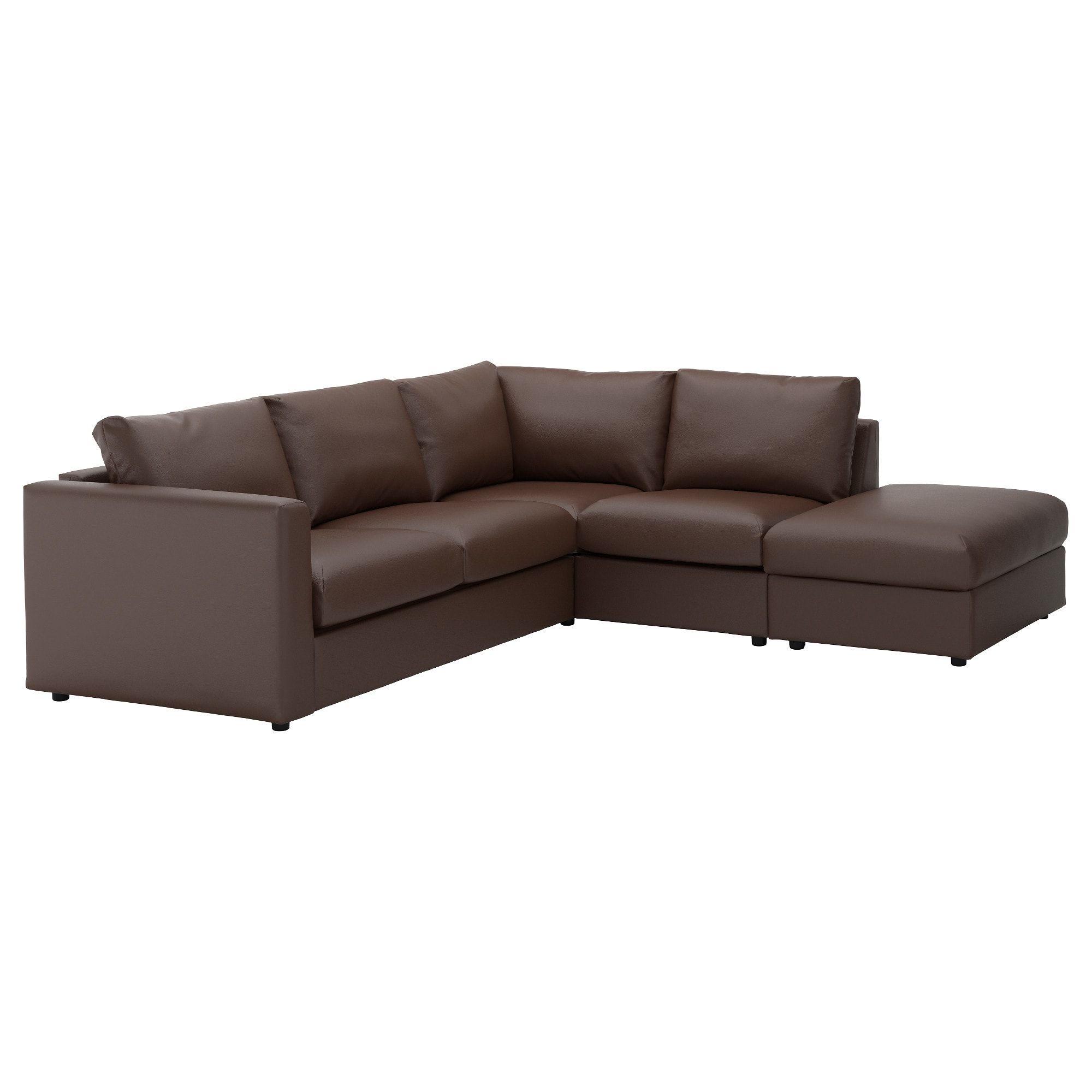 Vimle Ikea Leather Faux Leather Sofas Kf Faux Leather Sofa Modular Corner Sofa At Home Furniture Store