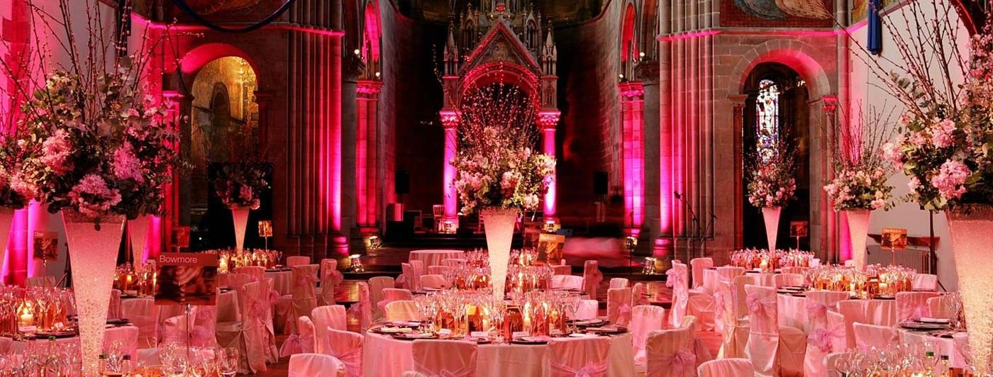 Exclusive Use Wedding Event Venue Edinburgh Scotland