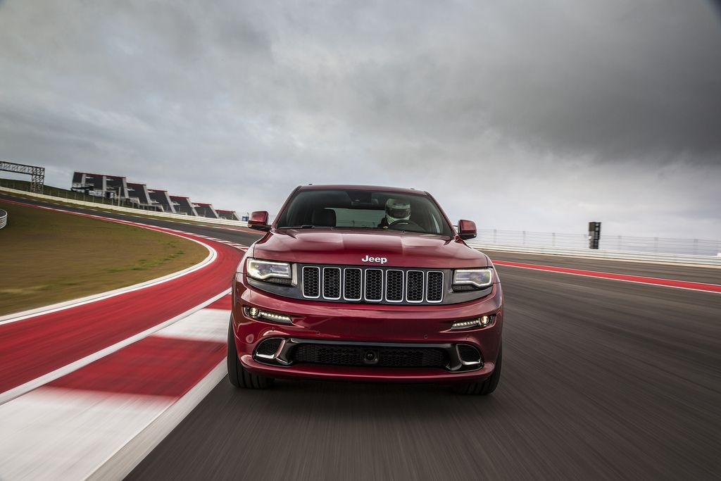 2014 Jeep Grand Cherokee SRT megagallery Jeep grand