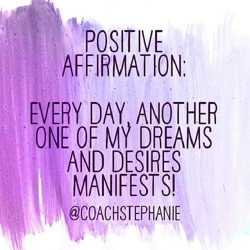 Life Coach Stephanie Alva: Manifesting It, Baby!