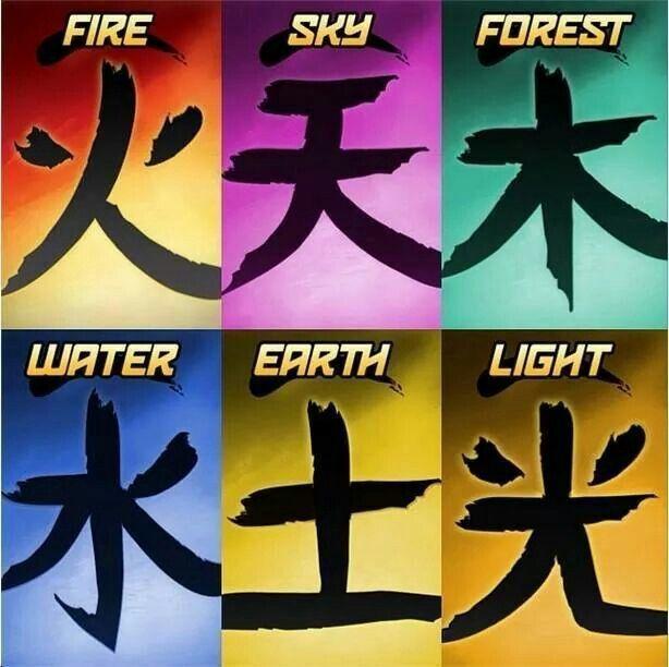 Power Rangers Samurai Symbols Power Rangers 573 Pinterest