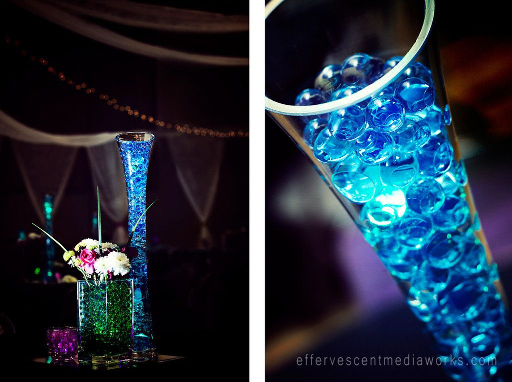 Is This Not The Coolest Idea For A Contemporary Colorful Wedding