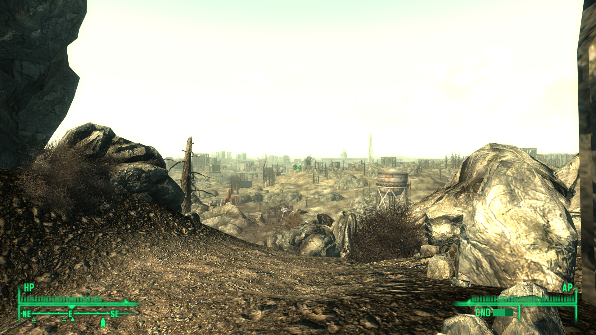 Forgot how much I love this game. FO3.