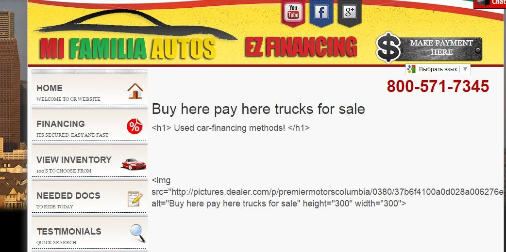 Buy Here Pay Here Houston Tx >> Pin By Hildegard D On Stuff To Buy Trucks For Sale Stuff