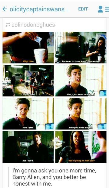 Barry Allen The Flash