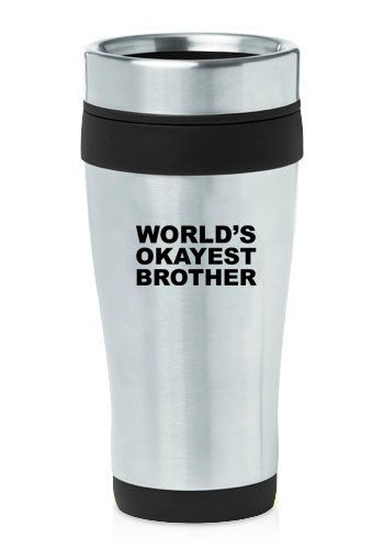 16 oz Stainless Steel Insulated Travel Mug Coffee Tea by Daylors